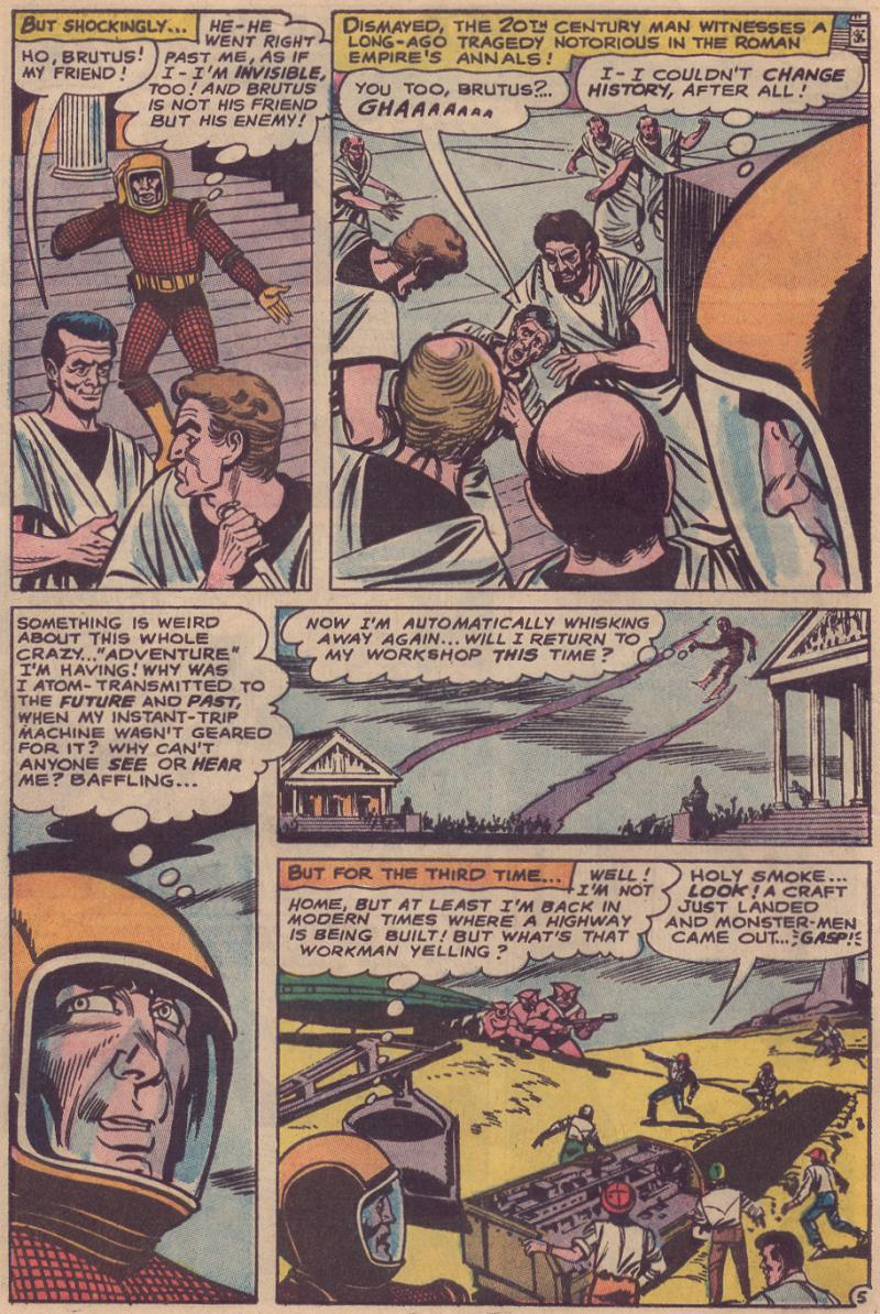 Strange Adventures (1950) issue 204 - Page 8