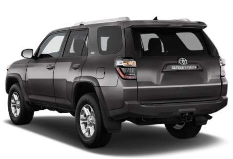2018 Toyota 4Runner trim levels and features
