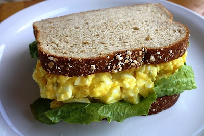Egg Salad Sandwich (Non-Veg) From Imperial Inn
