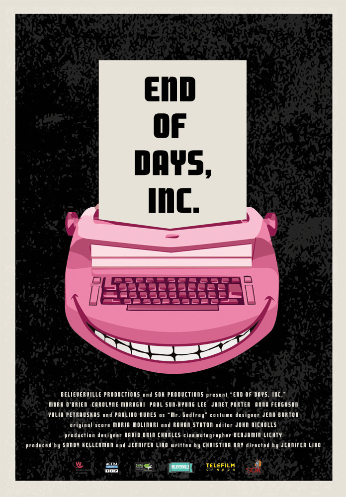 End of Days Inc