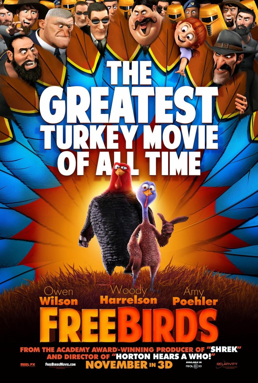 دانلود کارتون های کمدی Movie Segments for Warm-ups and Follow-ups: Free Birds ...