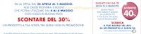 Logo Stampa il buono sconto del 40% e risparmi con altri 3 coupon il 30%