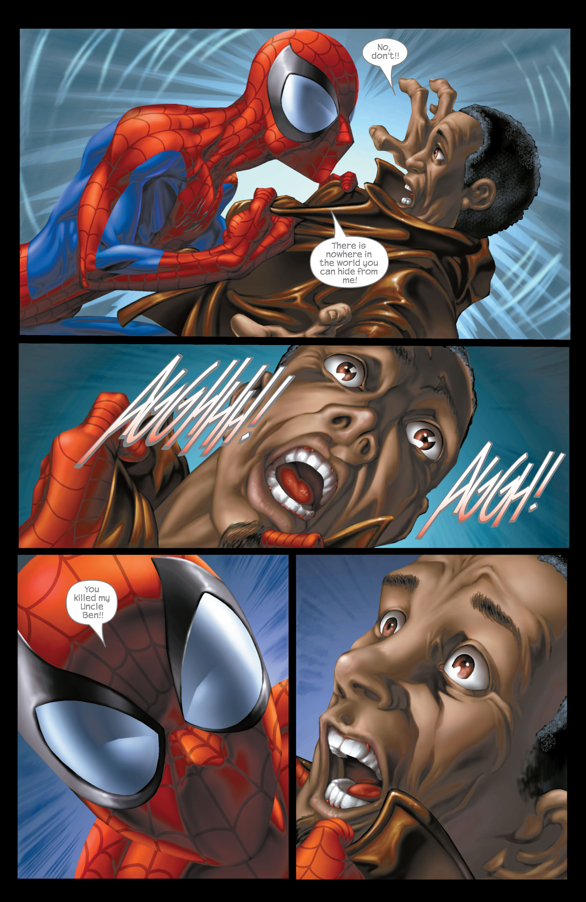 Read online Ultimate Spider-Man (2000) comic -  Issue #37 - 3
