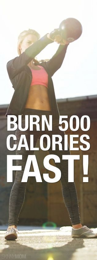 Burn 500 Calories Fast With At-Home Circuit Training