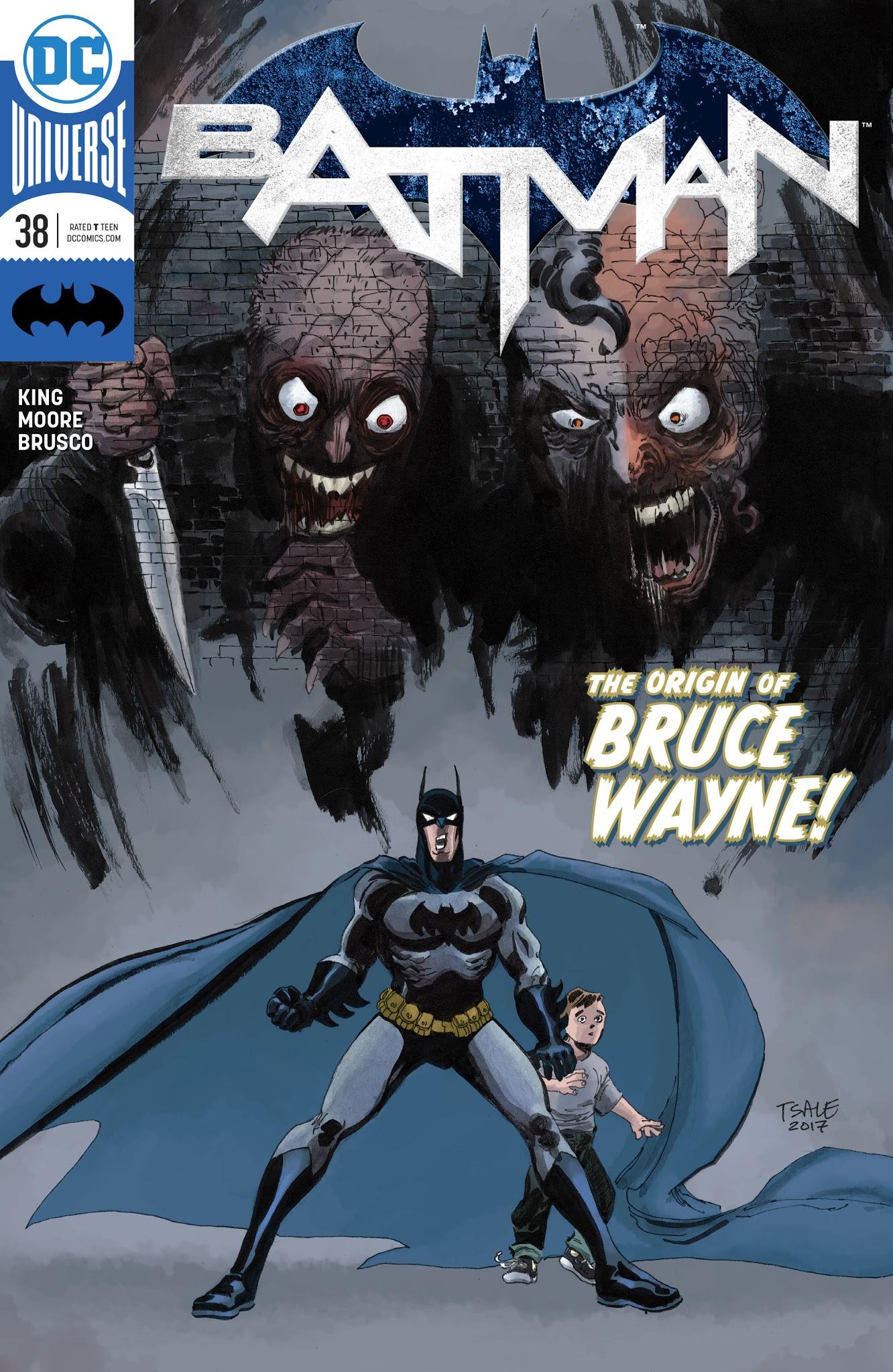 Batman (2016) 38 Page 1