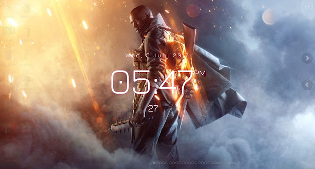 Battlefield 1 HD Wallpaper Engine