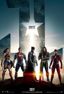 Sinopsis dan Jalan Cerita Film Justice League (2017)