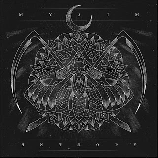 My Aim - Entropy (2016) - Album Download, Itunes Cover, Official Cover, Album CD Cover Art, Tracklist
