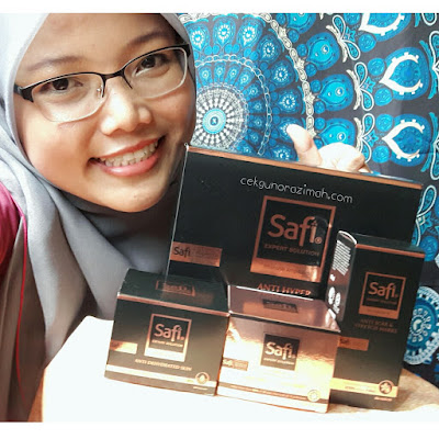 Safi Expert Solution, skincare safi, review skincare safi, Safi Expert Solution baru
