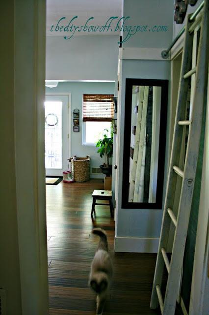 Kitchen French Door Trim Update Diy Show Off Diy Decorating