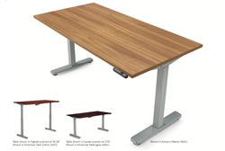 Offices To Go adjustable tables