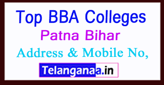 Top BBA Colleges in Patna Bihar
