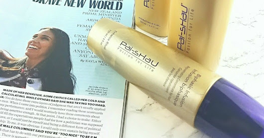 Pai Shau Tea Infused Hair Care | The Real Scoop