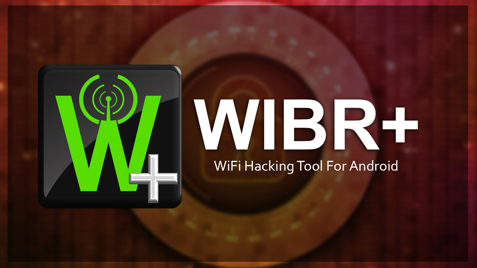 WIBR+ WiFi BruteForce