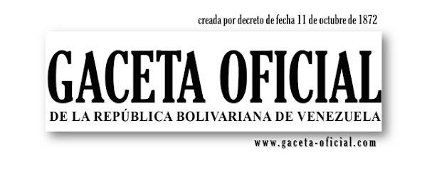 Oficializan en Gaceta Extraordinaria Nº 6395:  Aumento del IVA en 4 ptos de 12% al  16%