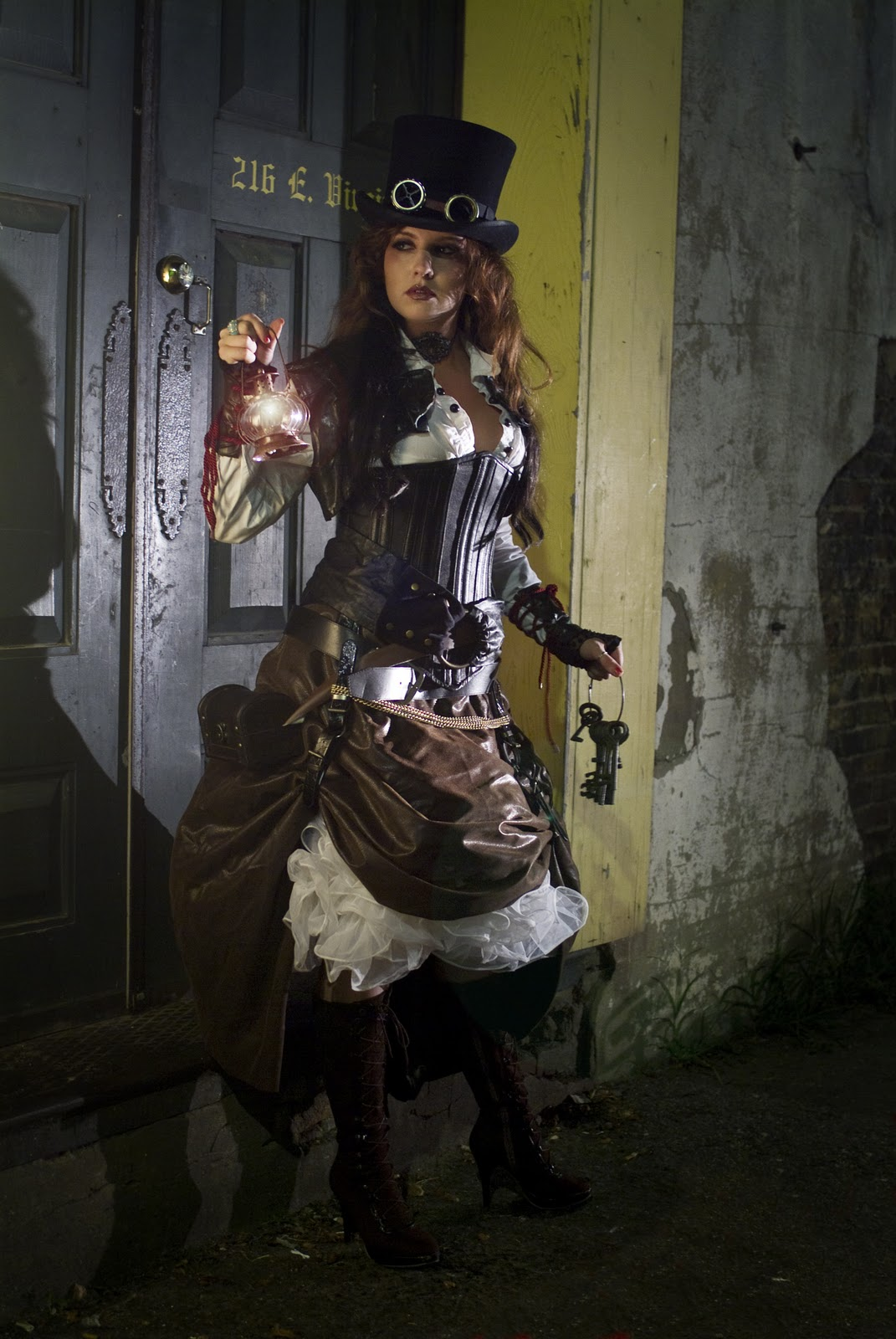 The Stitching Post: Steampunk - Fashion by CSBSEWS for ...  The Stitching P...