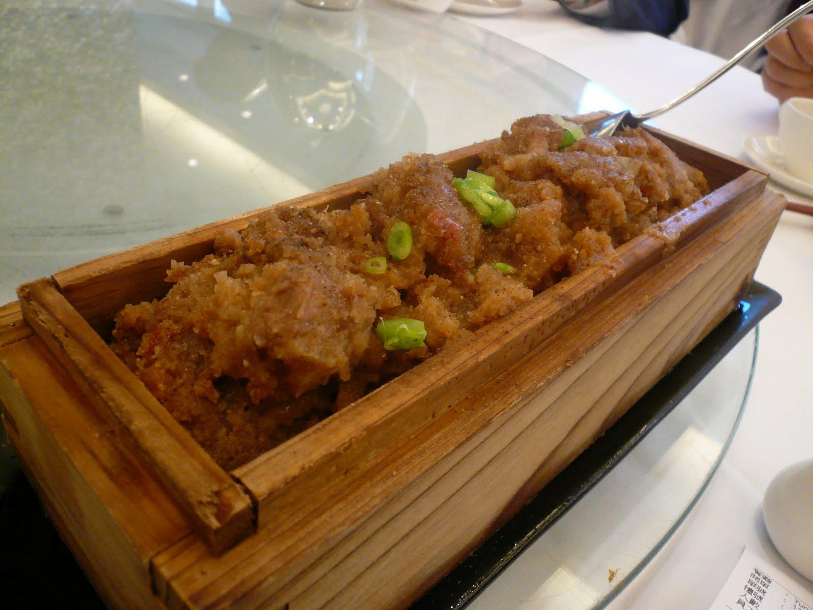 Fabrice 嚐味: 雲陽閣 - 新裝的百味菜館