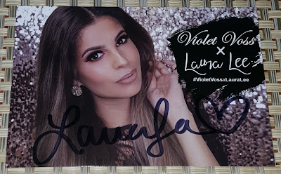 Review: Violet Voss x Laura Lee Palette