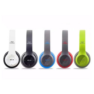 CUFFIE BLUETOOTH WIRELESS P47