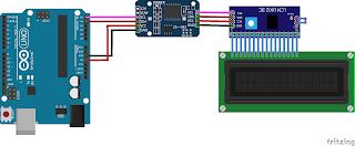 รวมเรื่องที่อยากรู้: Real Time Clock (RTC) Module + LCD I2C