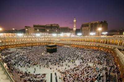 Eid-el-Maulud Prophet Mohammed birthday place Mecca
