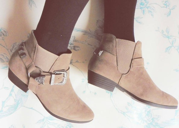 lebellelavie - The £10 sale Missguided Boots