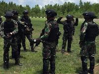 Mantap ! Gabungan pasukan elite TNI latihan pembebasan sandera di Tarakan