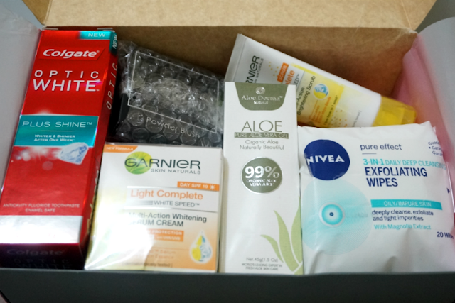 May 2015 BDJ Box | Kiss Dry Goodbye