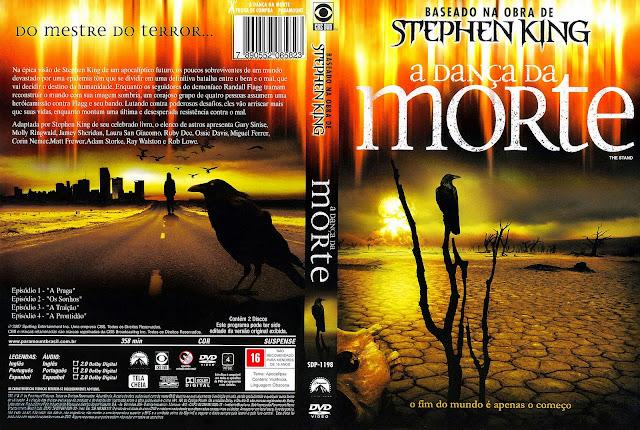 Capa DVD A Dança da Morte