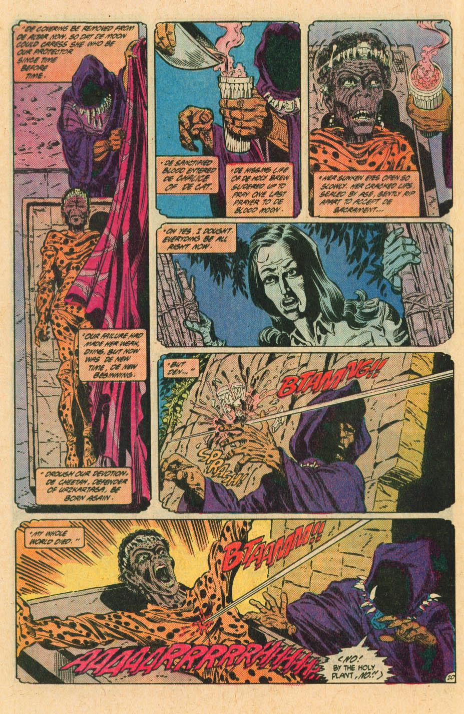 Read online Wonder Woman (1987) comic -  Issue #28 - 22