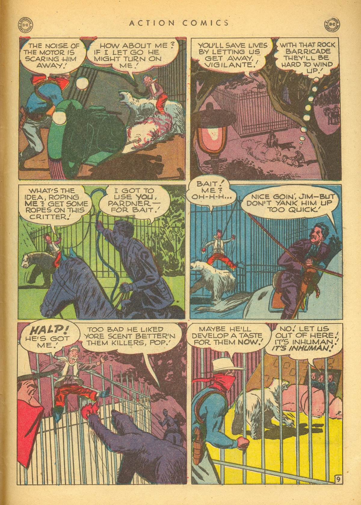 Read online Action Comics (1938) comic -  Issue #109 - 47