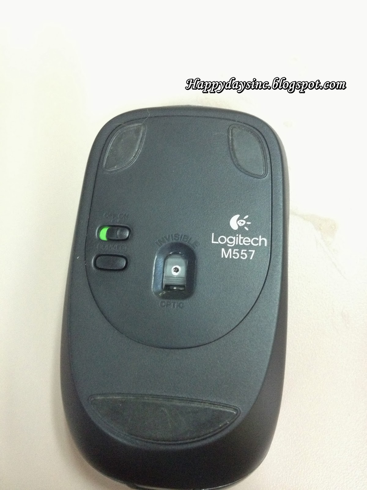 Sugoi Days: Logitech M557 Mouse Review