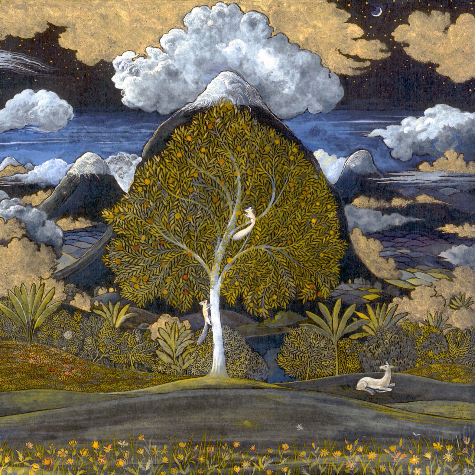 Art For The Garden: Graham Brown Paintings: The Garden