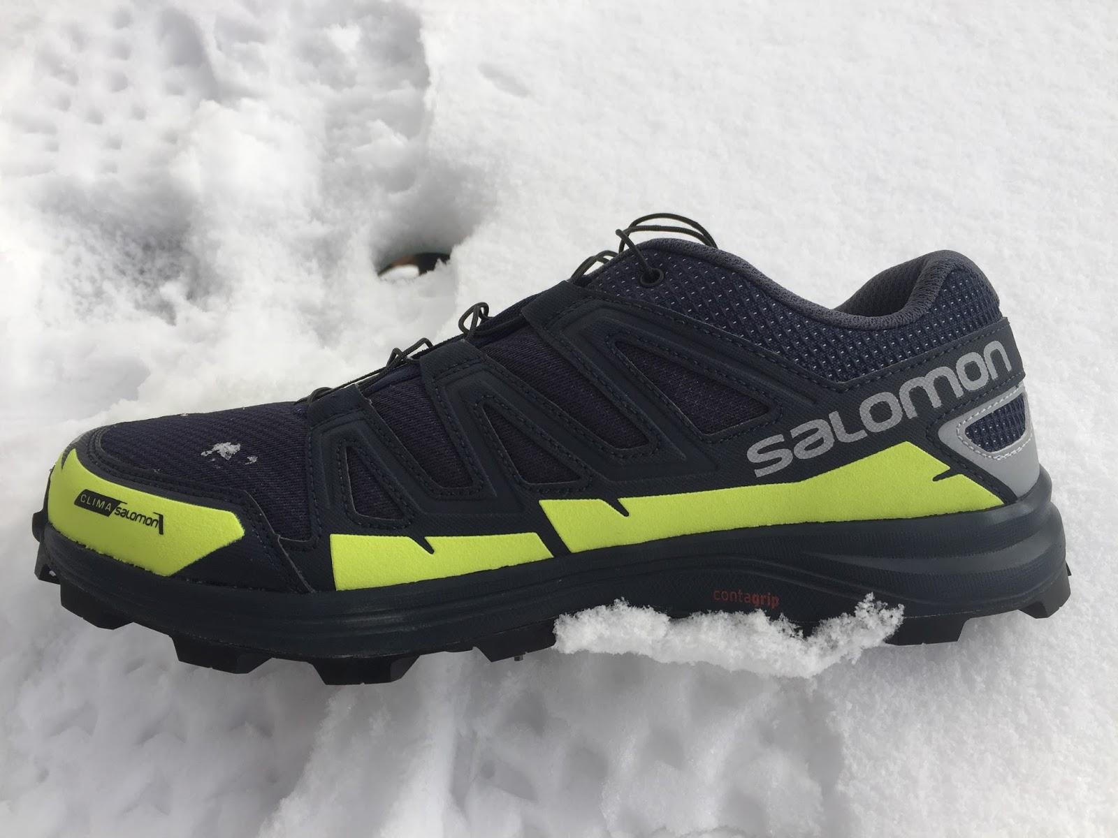 Road Trail Run: Salomon Speedspike CS Review: For gnarly
