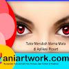 Cara Mengubah Warna Mata Dengan Picsart