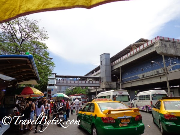 Chatuchak (Jatujak) Weekend Market