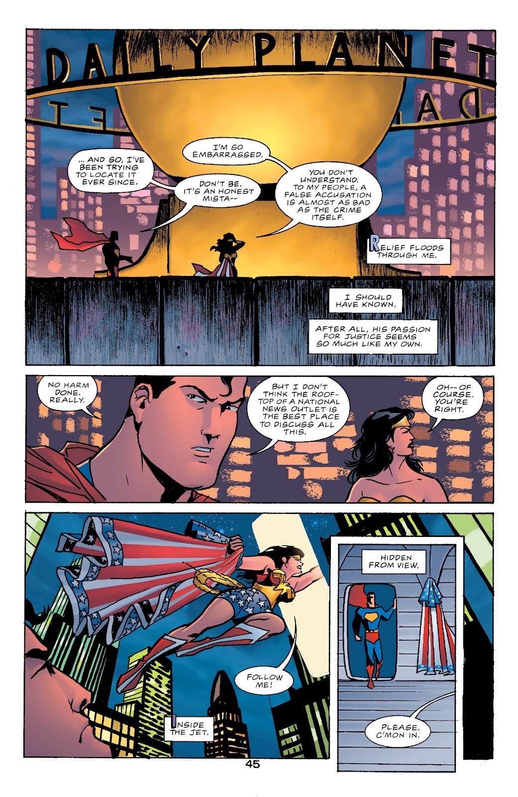 Batman/Superman/Wonder Woman: Trinity issue 1 - Page 41