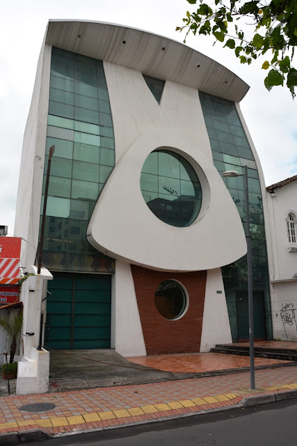 Quito modern house