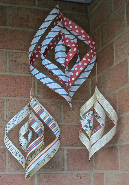 party decorations by Megan Gourlay using Juliet by BoBunny