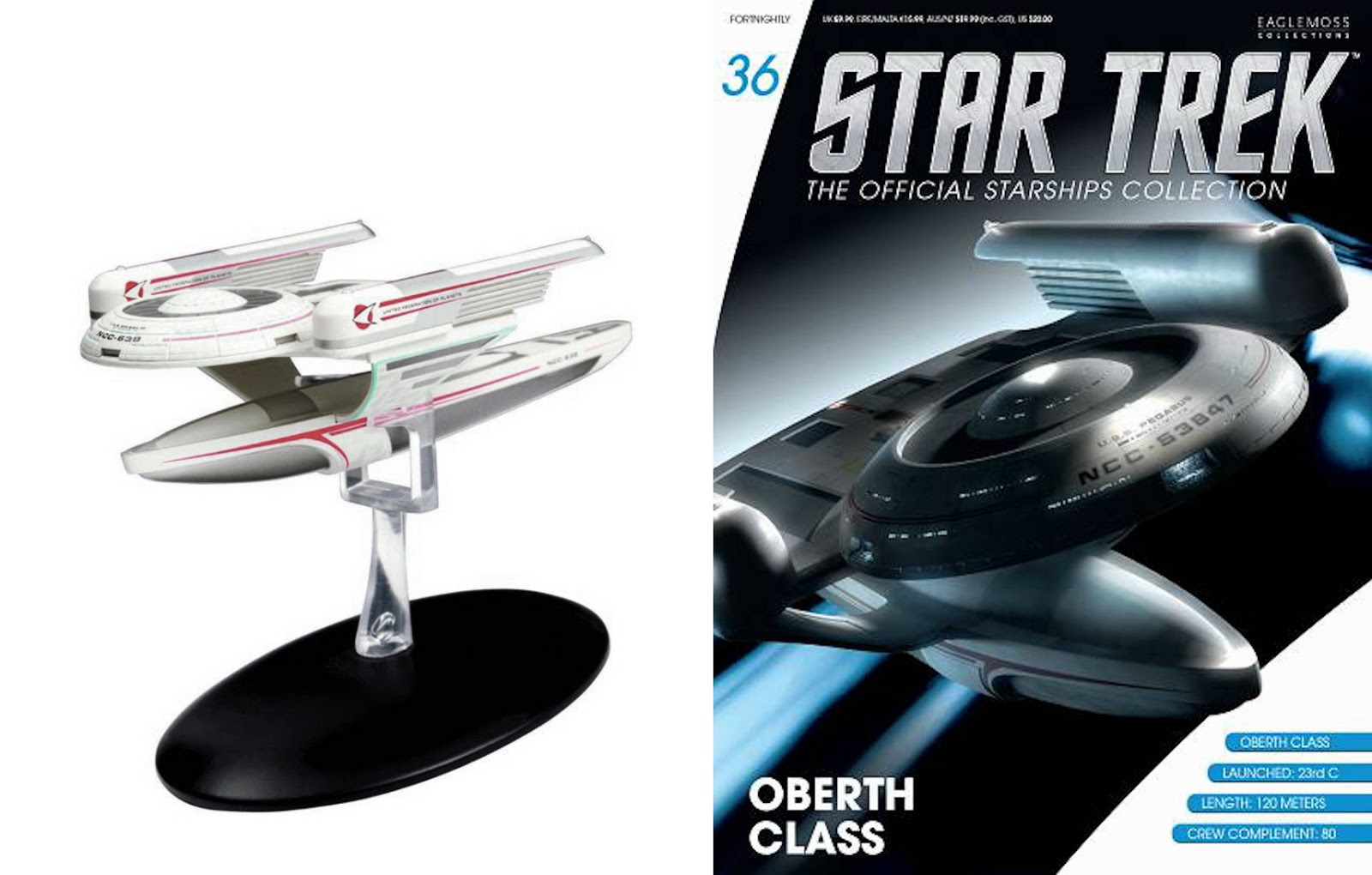 the trek collective star trek the official starships collection index
