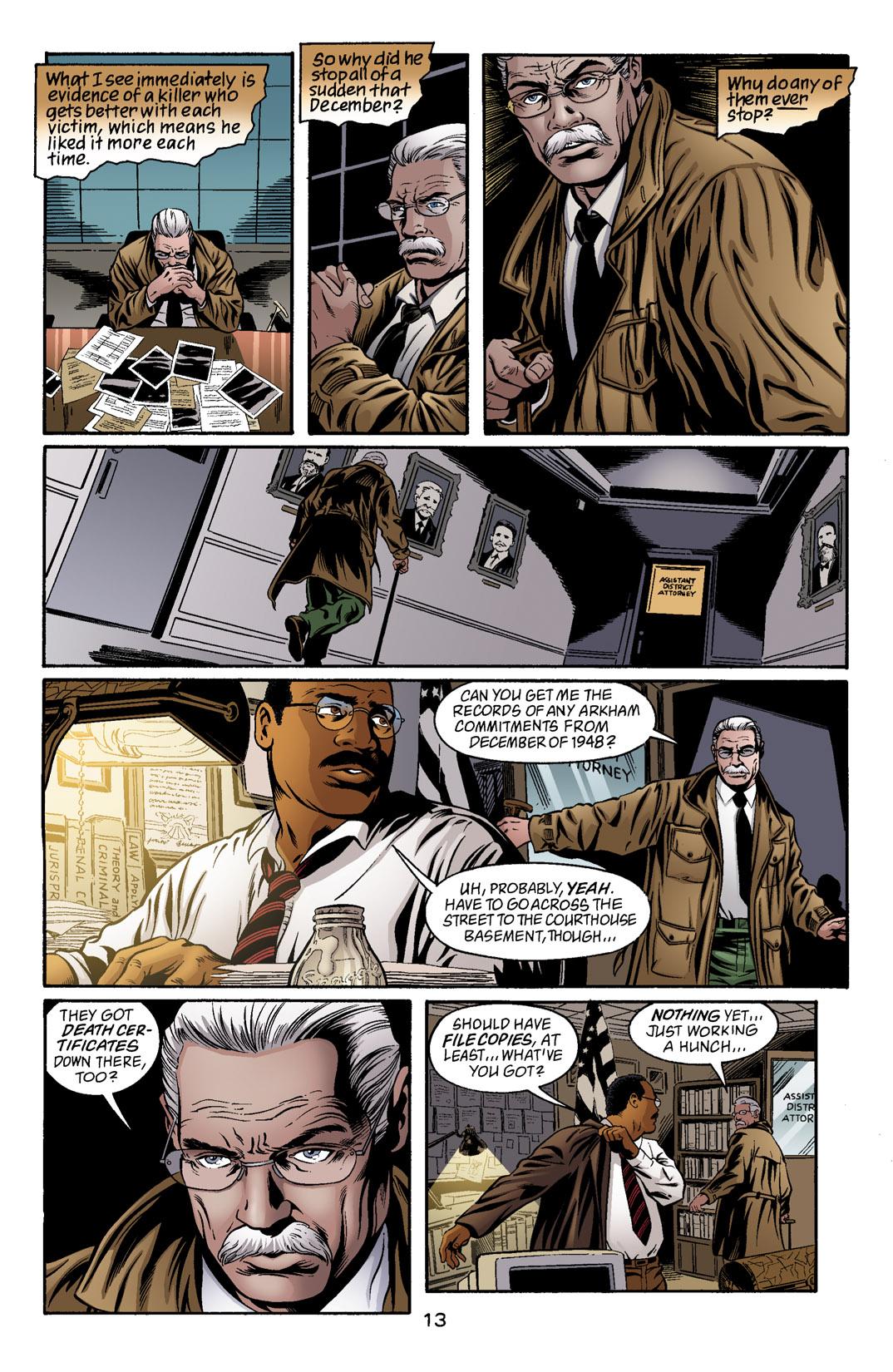 Detective Comics (1937) 785 Page 13