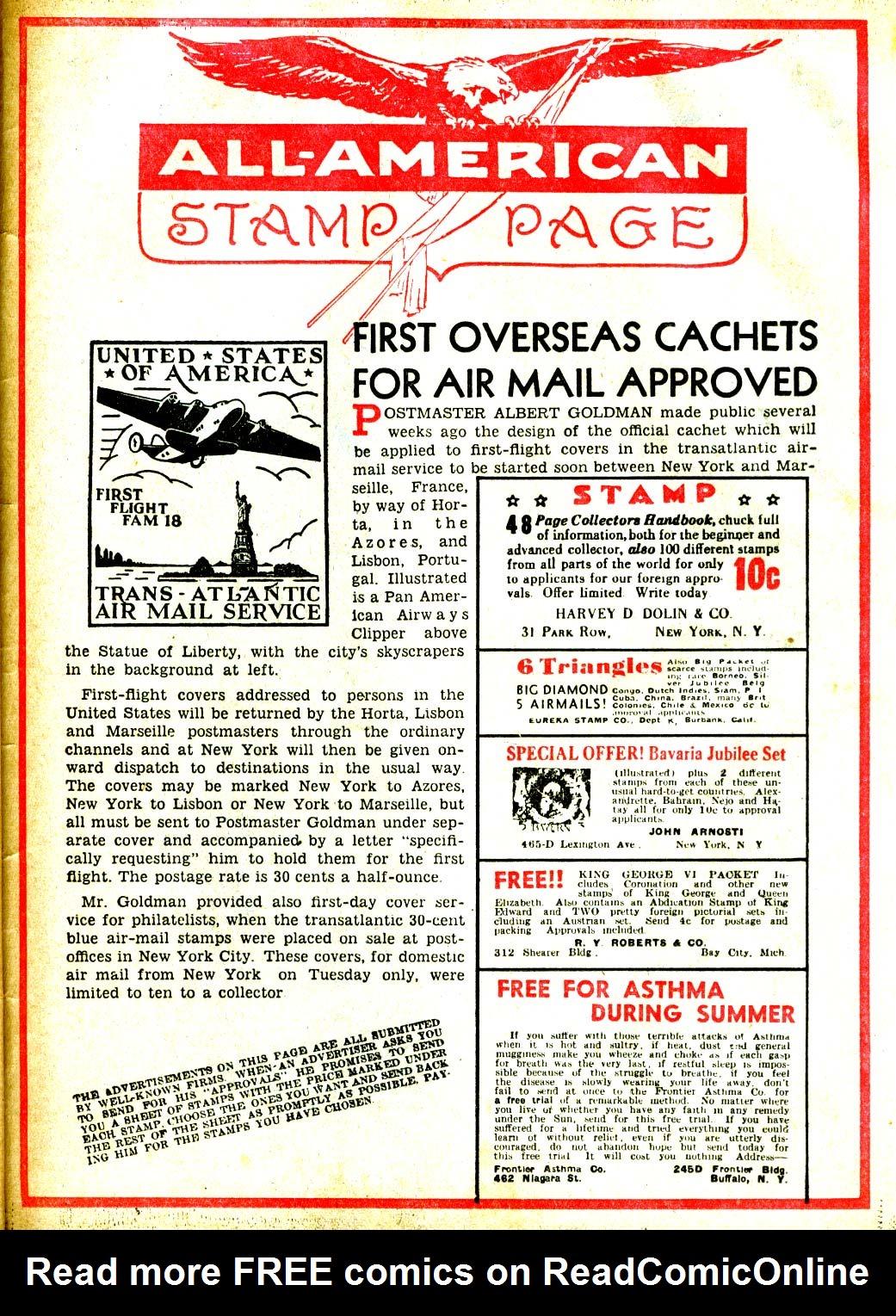 Read online All-American Comics (1939) comic -  Issue #5 - 53