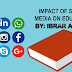 Impact of Social Media on Education of Secondary Level