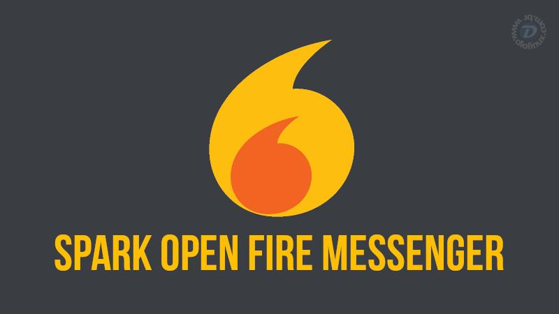 Como instalar o Spark Messenger no Ubuntu e no Linux Mint