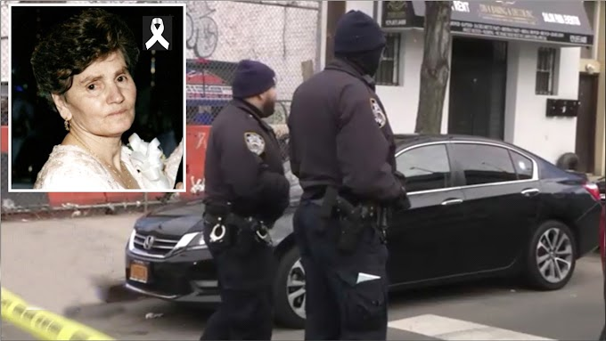Una dominicana acusada por muerte vehicular en El Bronx de anciana y dejarla abandonada en la calle