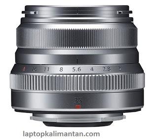 Jual Lensa mirrorless fujifilm Fujinon XF 35mm F2 R WR