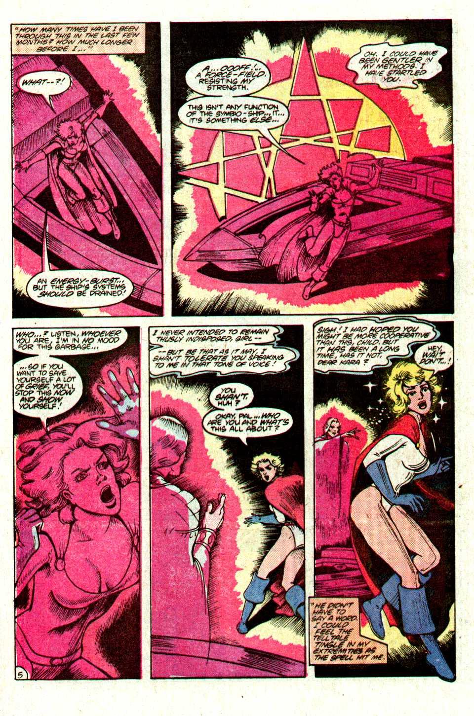 Read online Secret Origins (1986) comic -  Issue #11 - 6