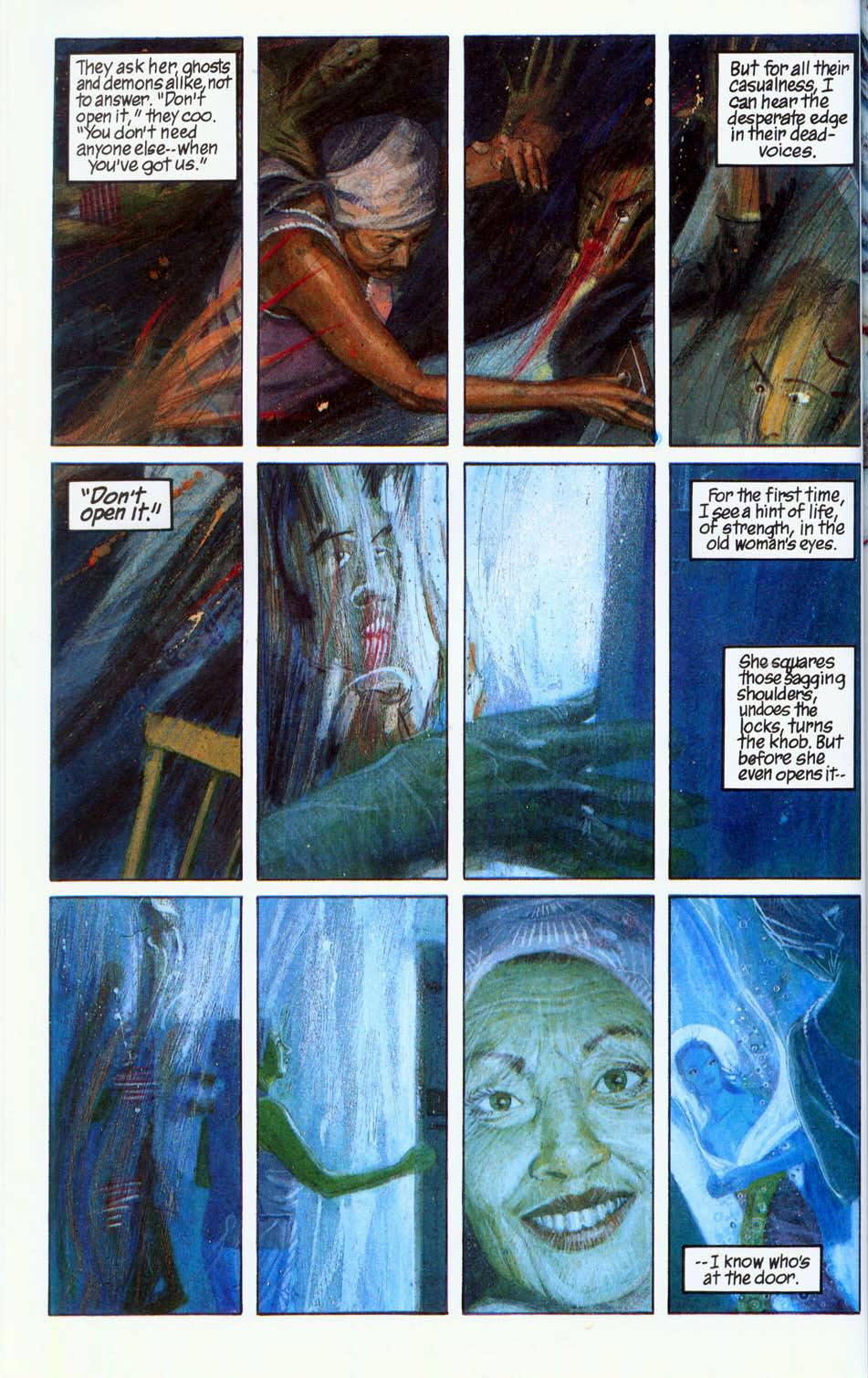 Read online Mercy comic -  Issue # Full - 29