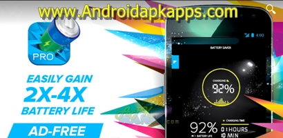 Download Battery Saver Pro Apk v3.0.1 Android Latest Version