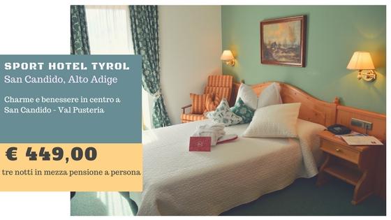 offerte hotel alto adige